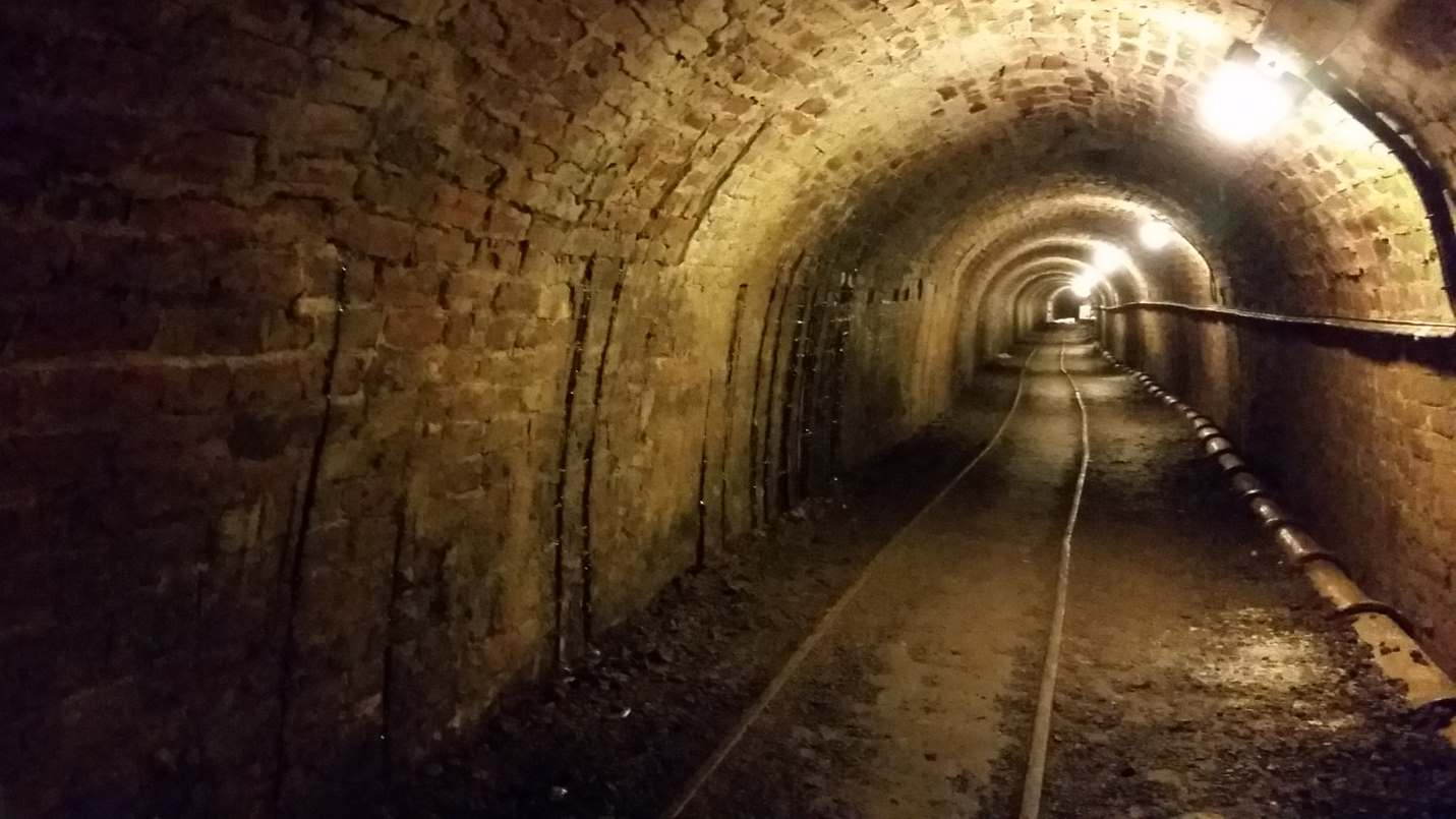 Ironbridge Tar Tunnel